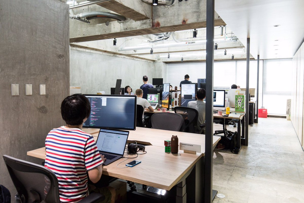 Line Global On Twitter Line Opened A New Office In Kyoto