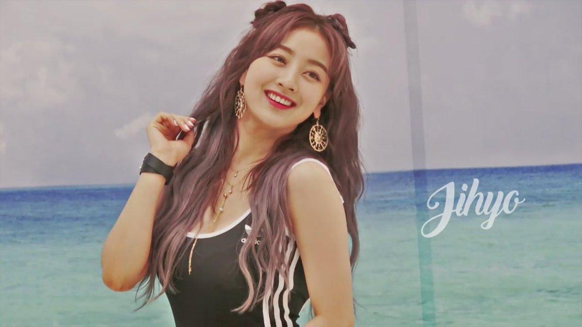 Godjihyo Thailand On Twitter Cap Jihyo From Twice Tv Dance