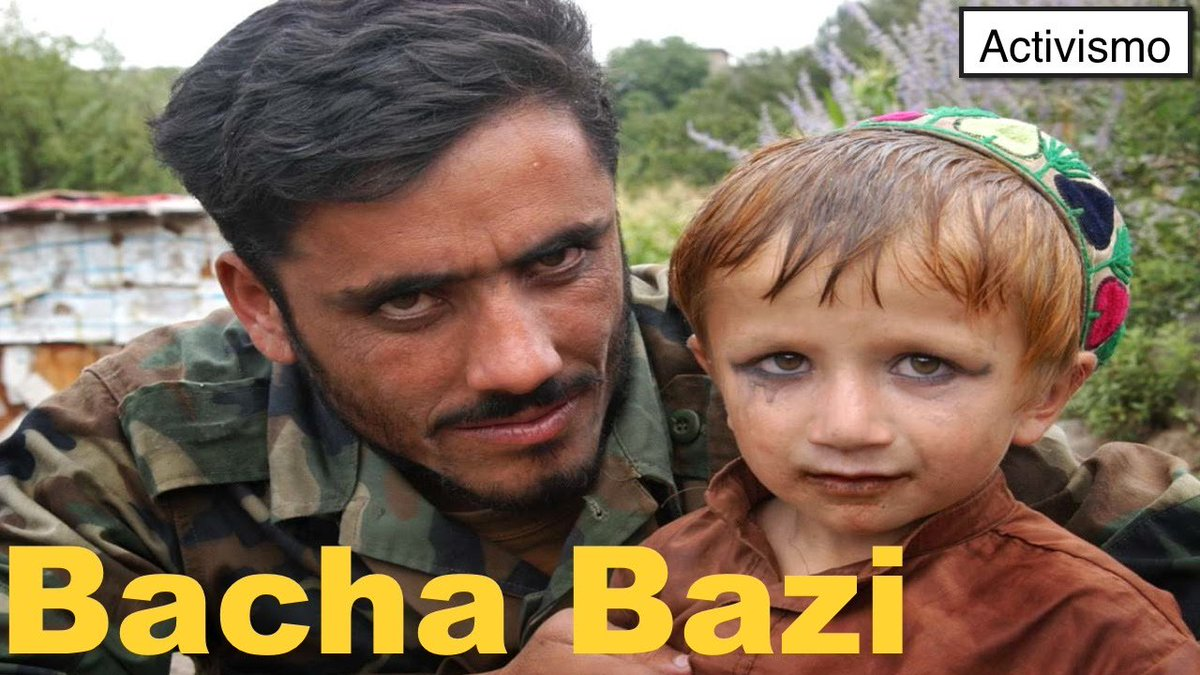 """Tommy English كافر on Twitter: """"While Homosexuality is strictly forbidden  in Islamic states, homosexual rape is not forbidden, why? because one man  is not consenting. The practice of Bacha Bazi in Afghanistan"""