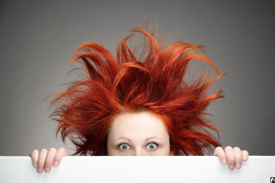 Рыжая девчонка смешные картинки, открытки цветной