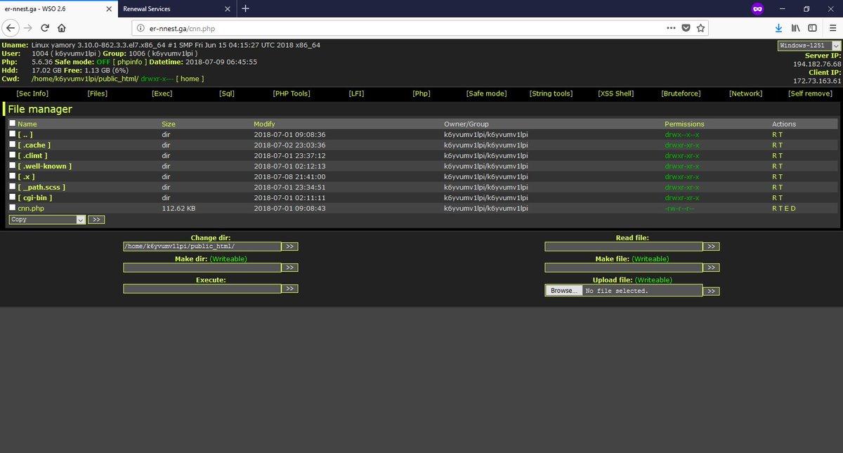 OLE Malware Samples