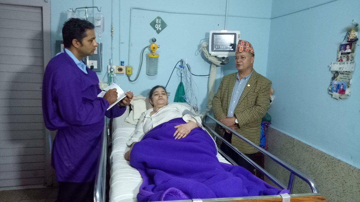 गंगामाया भन्छिन् – 'पूर्ण न्याय नपाई अनशन तोड्दिन'