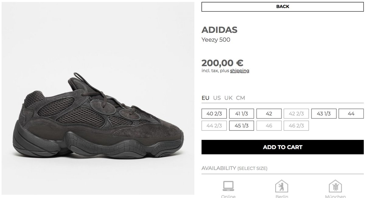 cheaper 6f7dd e499f SOLE LINKS on Twitter: