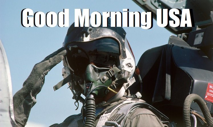 Good Morning Charlie and friends. A new Militant Monday starts.