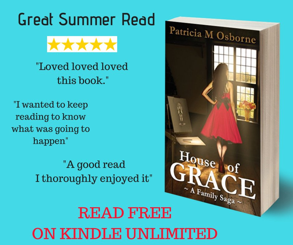 &#39;Katy handed over the banknote to the uniformed cashier who returned six shillings.&#39;   http:// mybook.to/HouseofGrace  &nbsp;    @CHINDIAuthors  #IARTG #giftsforher  #SummerReading  #goodreads  #WomensFiction  #fashiondesigner  #50s #60s #amreading #MondayMotivation  #MondayMorning <br>http://pic.twitter.com/1X6wOFVMbJ