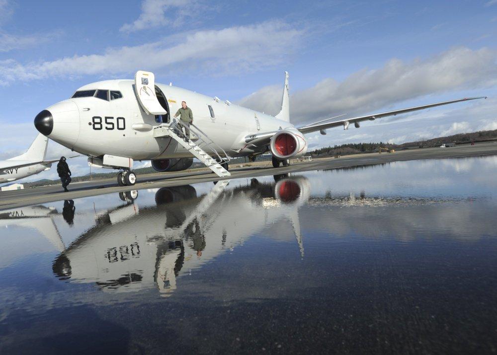 نيوزيلندا تعتزم شراء 4 طائرات Boeing P-8A Poseidon للدوريات البحرية DhpmUSPXkAEjWoz
