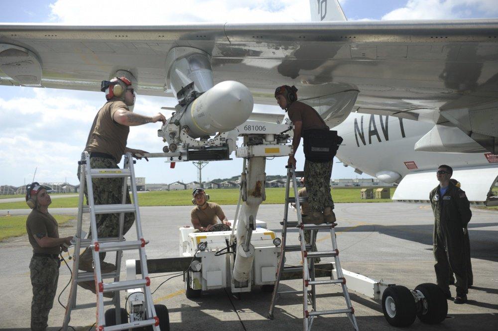نيوزيلندا تعتزم شراء 4 طائرات Boeing P-8A Poseidon للدوريات البحرية DhpmUrlXkAAYlLL