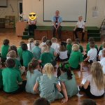 We were very lucky to have Mr Davis and two year 5 children come and share what life is like @Birchwood juniors