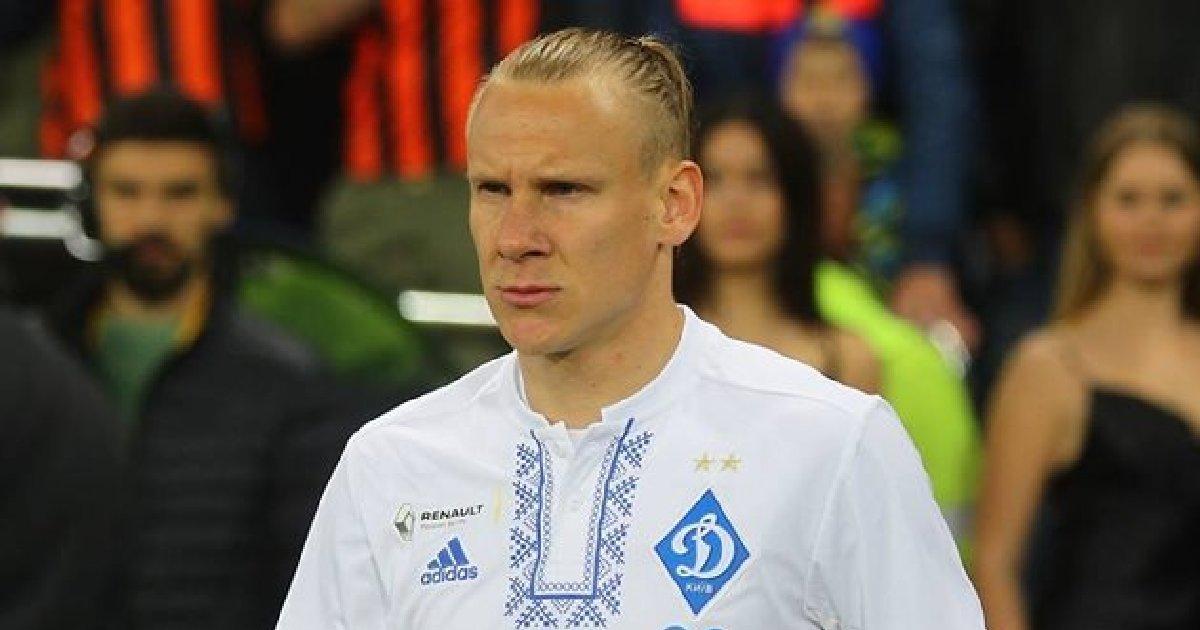 Вида — гнида! Как соцсети отреагировали на поступок хорватского футболиста Другой реакции и не ожидалось: https://t.co/z8LJJ7Aka0