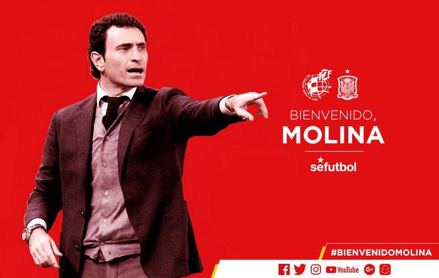 Selección Española de Fútbol's photo on Molina