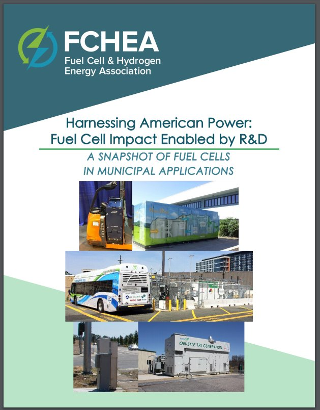 Fuel Cell And Hydrogen Energy Connection July 2018