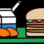 Image for the Tweet beginning: La solicitud para comidas gratuitas
