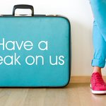 We are offering the chance to win £250 towards a break away. Find out more https://t.co/8qHiF2d7SX