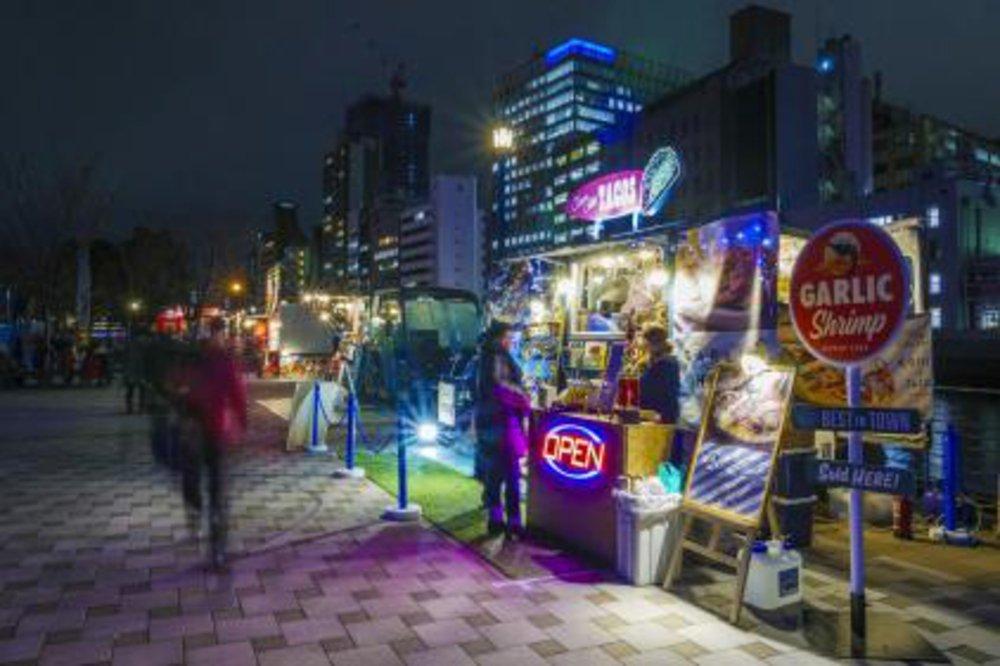 「大阪・光の饗宴2018」を開催 - 御堂筋のイルミネーションや光のアートフェス「光のルネサンス」 -