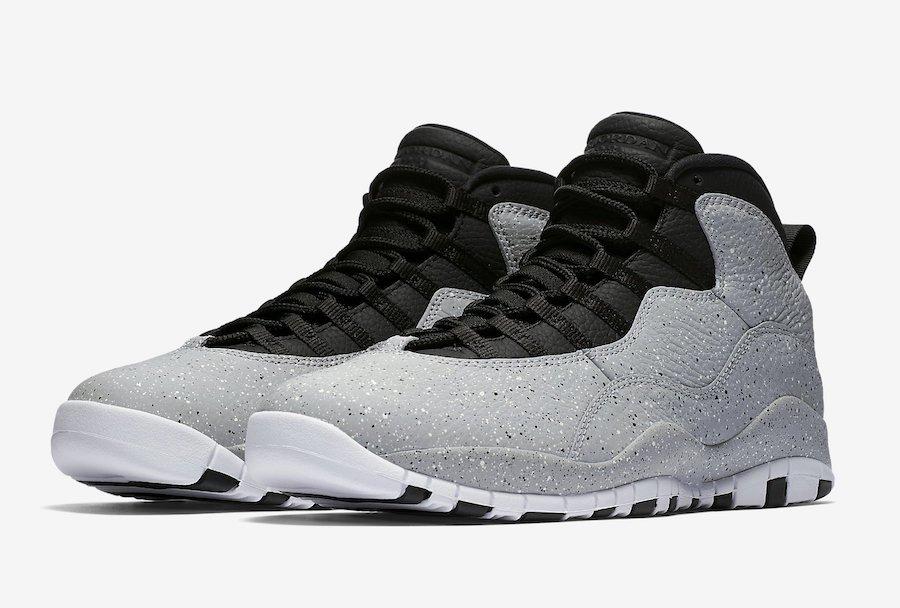 642236a19f9 #ReleaseDate Air Jordan 10 'Cement' - July 28, 2018 |$190| #SneakerScouts  http://sneakerscouts.com/release-date-air-jordan-10-cement/  …pic.twitter.com/ ...
