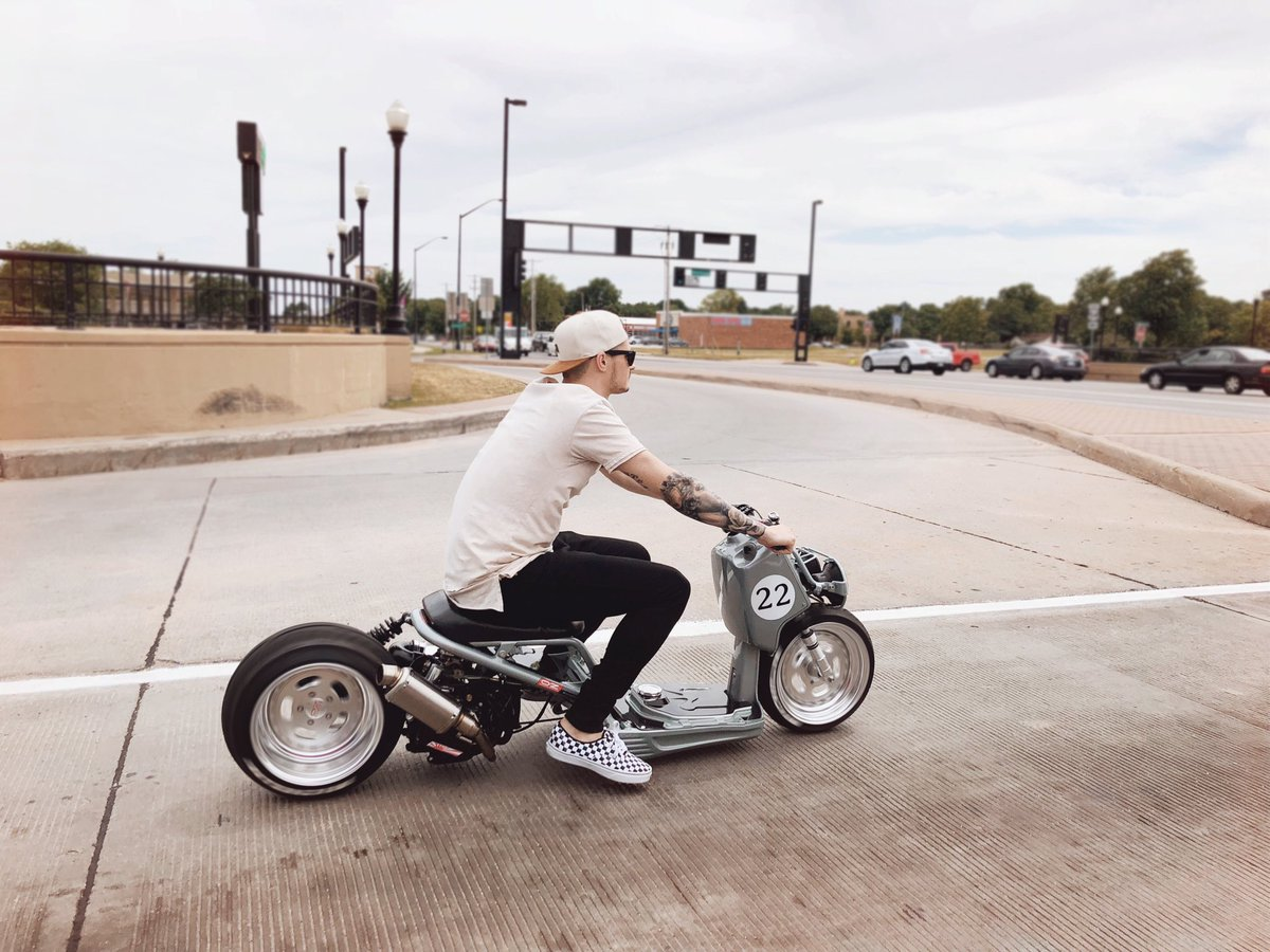 Alex Poole On Twitter Street Skating Honda Ruckus Zoomer