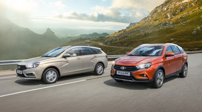 #LADA increased sales in the first six months of 2018. There were 169,884 passenger cars and light commercial vehicles sold in 2018, this is the Brand's best result in the last 4 years. Find out more: Фото