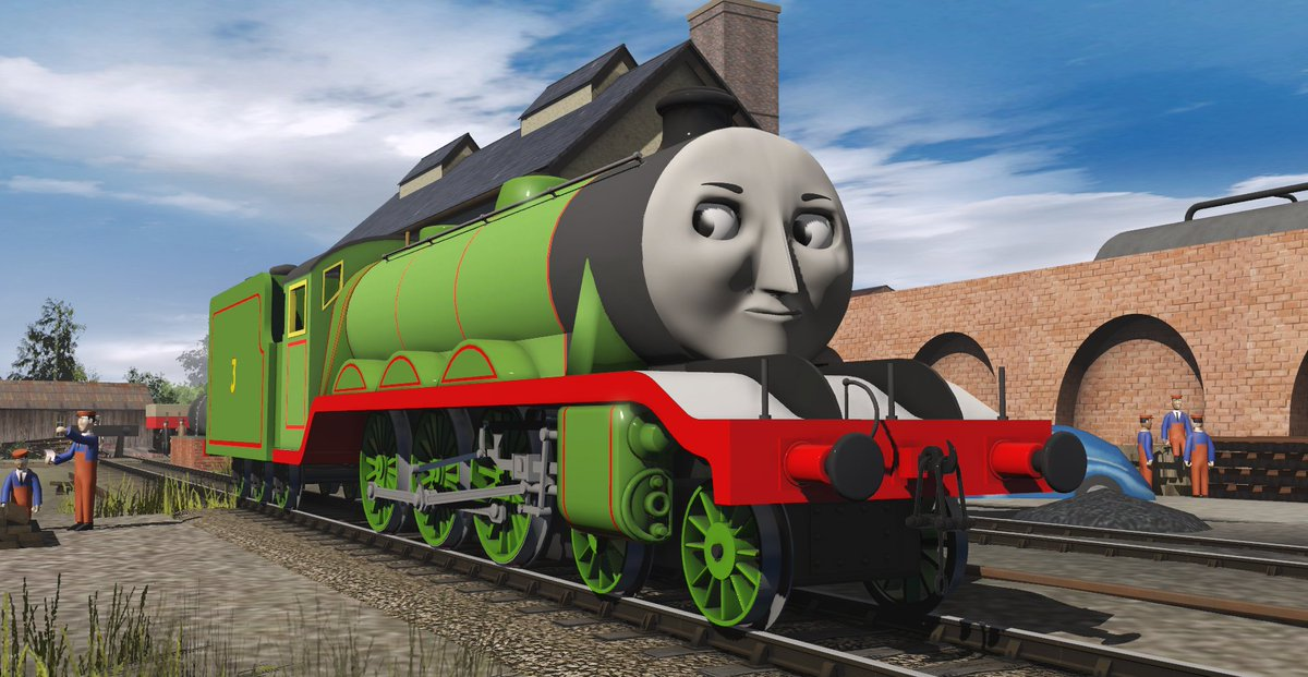 Cgi Thomas Trainz