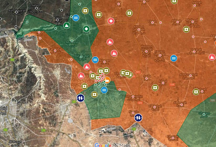 Syrian War: News #18 - Page 12 DhqUQEnWsAAYa0-