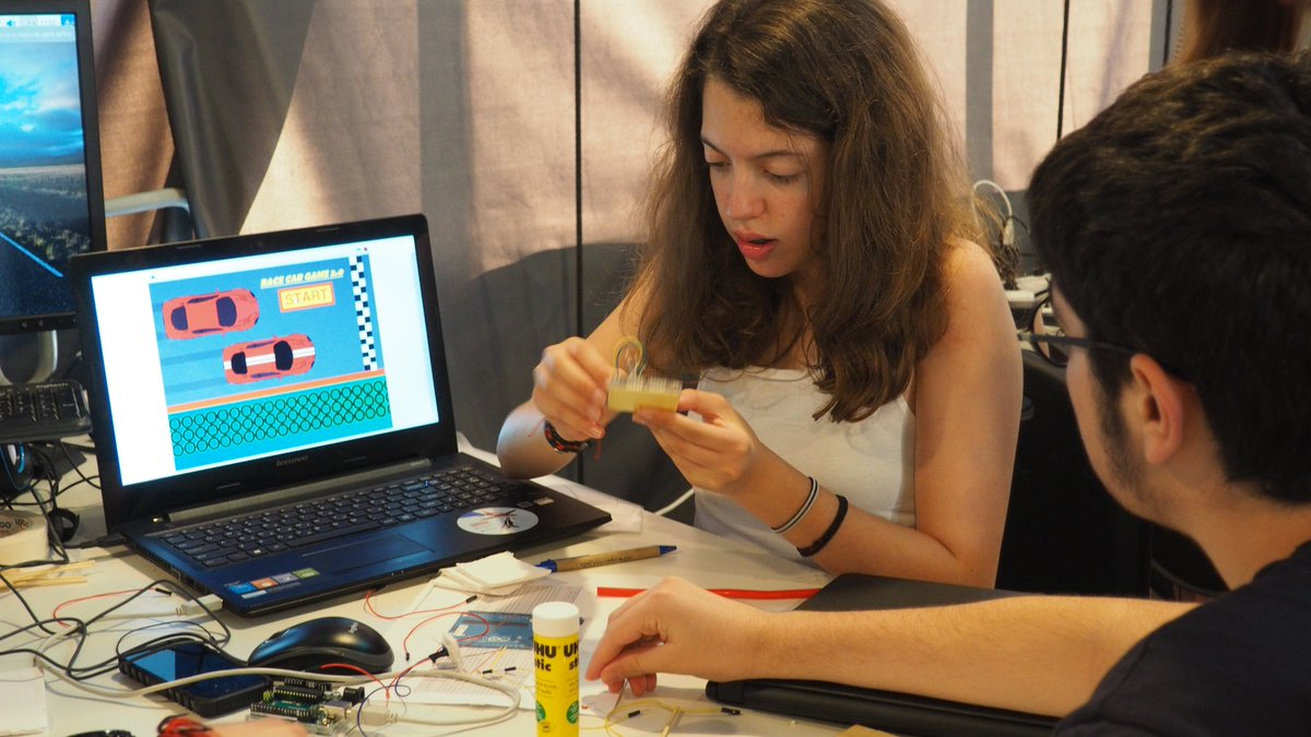 test Twitter Media - Some pictures from our 2nd @eCraft2Learn pilot at #Technopolis in Athens, Greece! A full creative week with lots of making (25-19 June, 2018).  #Edumotiva #Technopolis #H2020 #makers #MakerMovement #STEM https://t.co/Zt2V4bUTX9