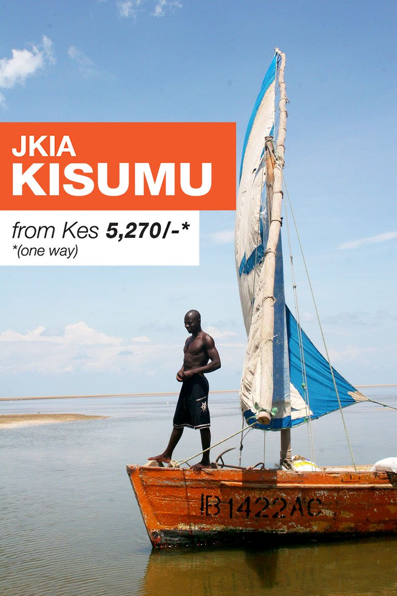 Town Clock, Museum, Dunga Beach, Impala Sanctuary, Hippo Point, Kit Mikayi with this and more interesting sights nearby book your trip to Kisumu now from just KES 5,270 at  http://www. fly540.com  &nbsp;  <br>http://pic.twitter.com/NP9PdF7L9v