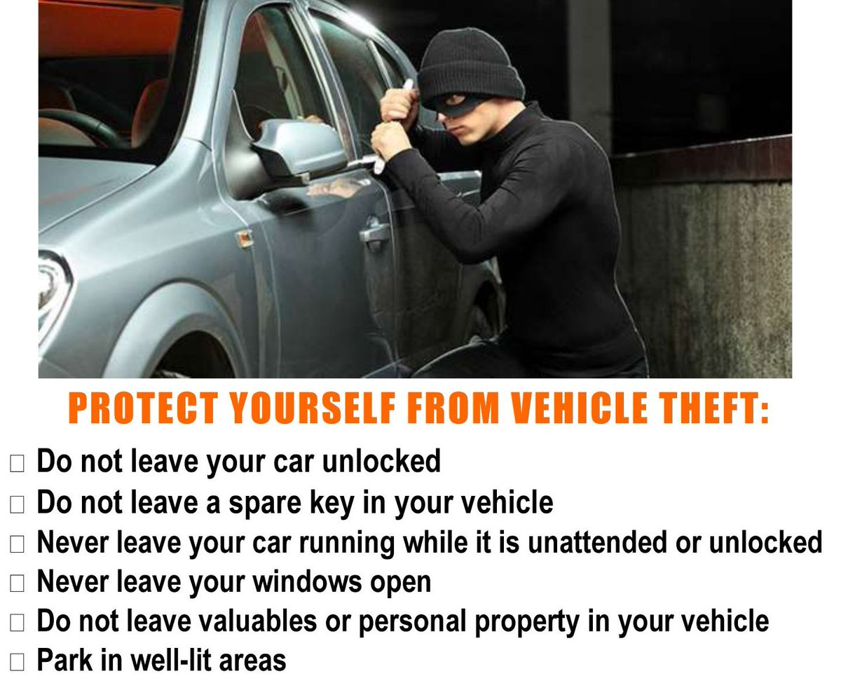 Auto Theft Prevention >> Nypd 34th Precinct Pa Twitter Auto Theft Prevention Tip