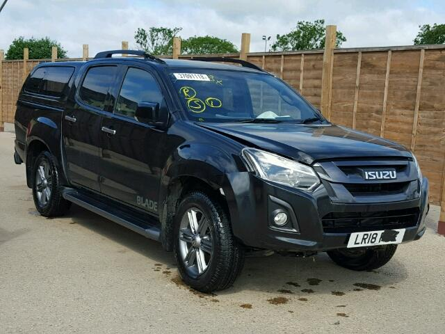 Could you handle this 2018 Isuzu D-Max as your next project car? Check it out here >> ow.ly/MvUu30kNwBz