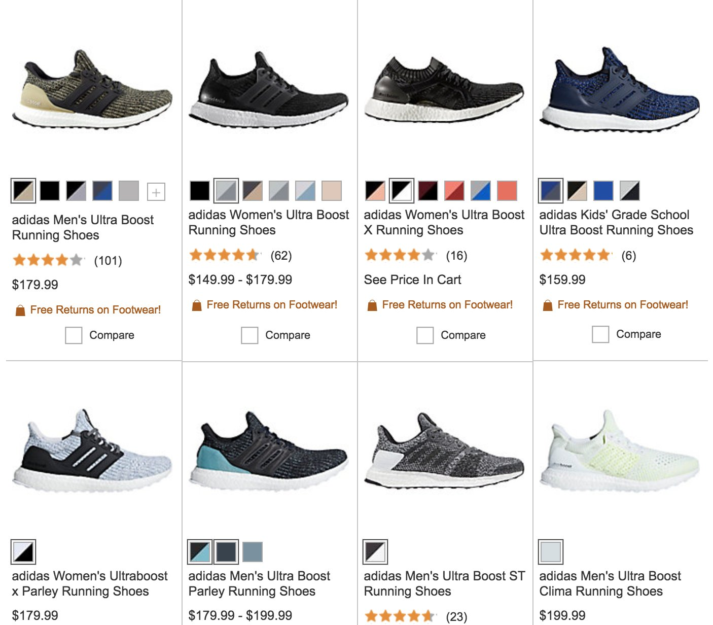 Boost Links On Twitter 20 Off Retail Adidas Ultra Boost Styles