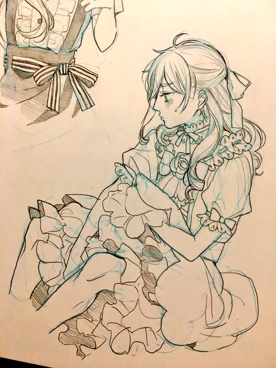 お題:真白姫