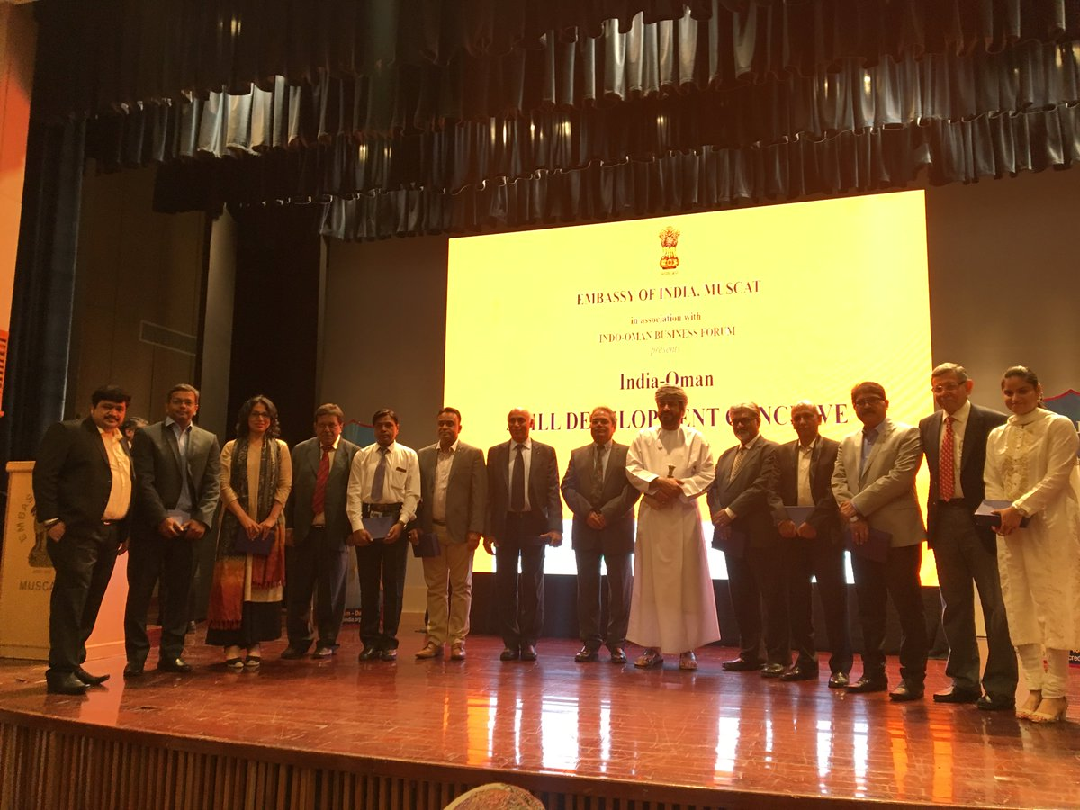 India in Oman (Embassy of India, Muscat) on Twitter: