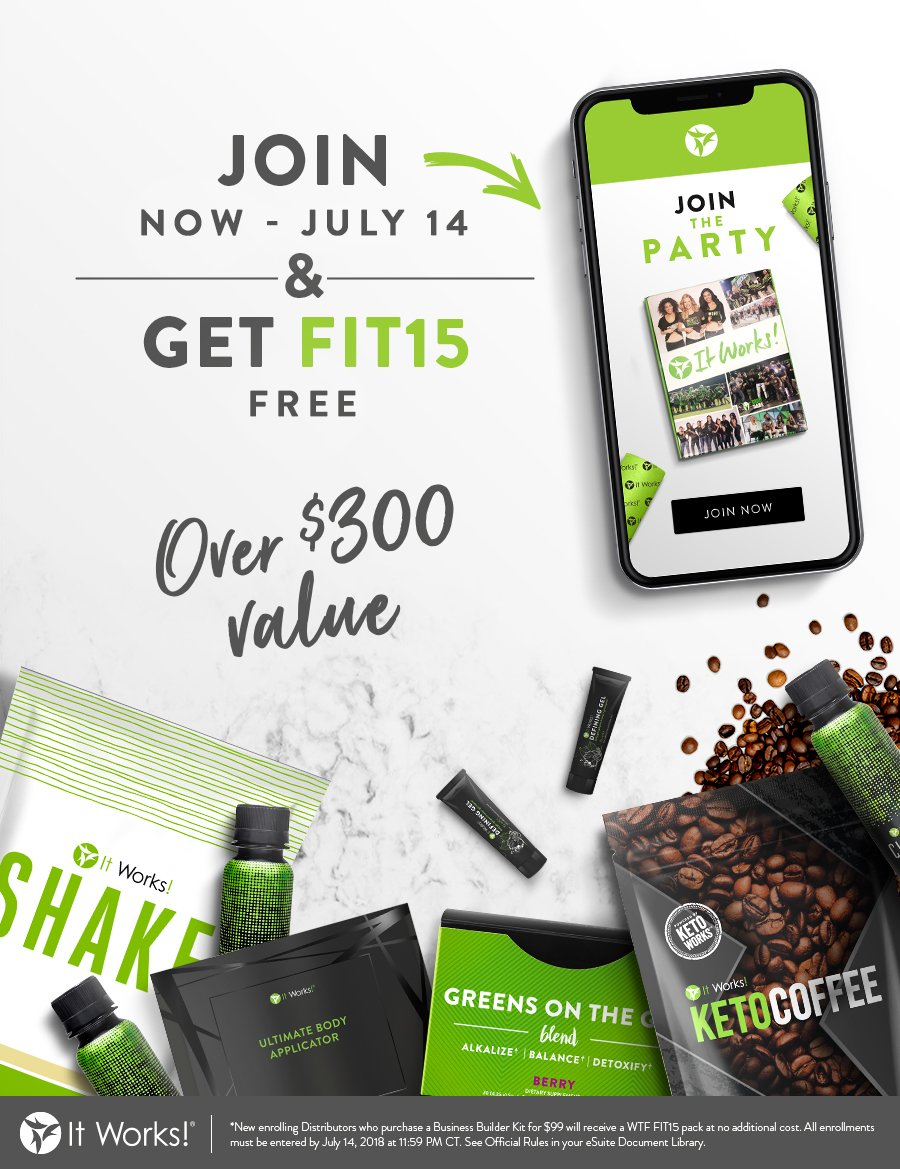 Right Now You Can Join With The Business Builder Kit And Get FIT15 FREE Micdroppictwitter Ve4Y3nNnIo