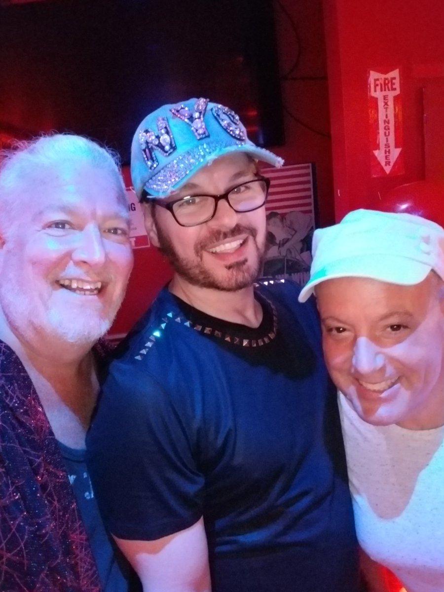 After 50 Shades of Gay with IKE AVELLI & JOE MANNETTI.  @tymmoss @ike_Avelli #joemannetti #50shadesofgay #goodfriends #nycentertainers #lifeoftym #gaymoviestar #lgbtactivist
