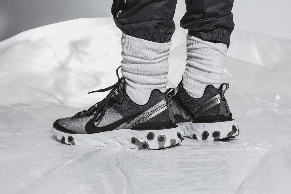 new concept 9b0ac 0b975 Please await their announcements on release procedures. httpkicksdeals.ca release-dates2018nike-react-element-97-anthracite …pic.twitter.com ...