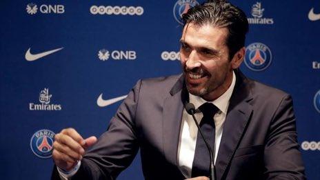 Buffon: «Je pense que la France va aller au bout car elle a un sélectionneur extraordinaire, que jai connu à la Juve.»