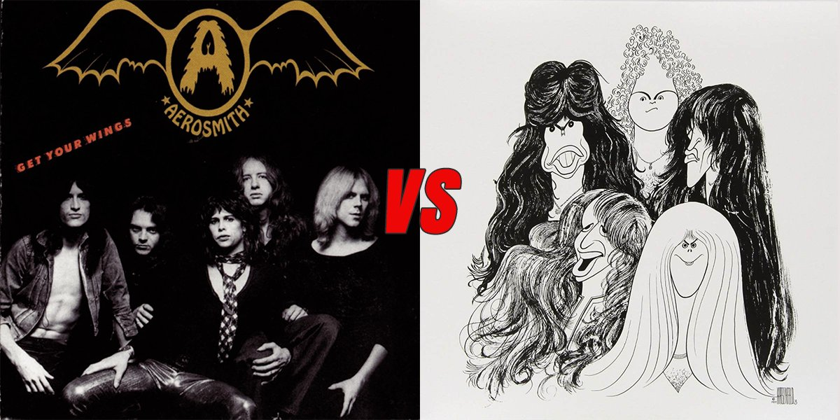 Aerosmith On Twitter Monday Morning Poll Get Your Wings Vs