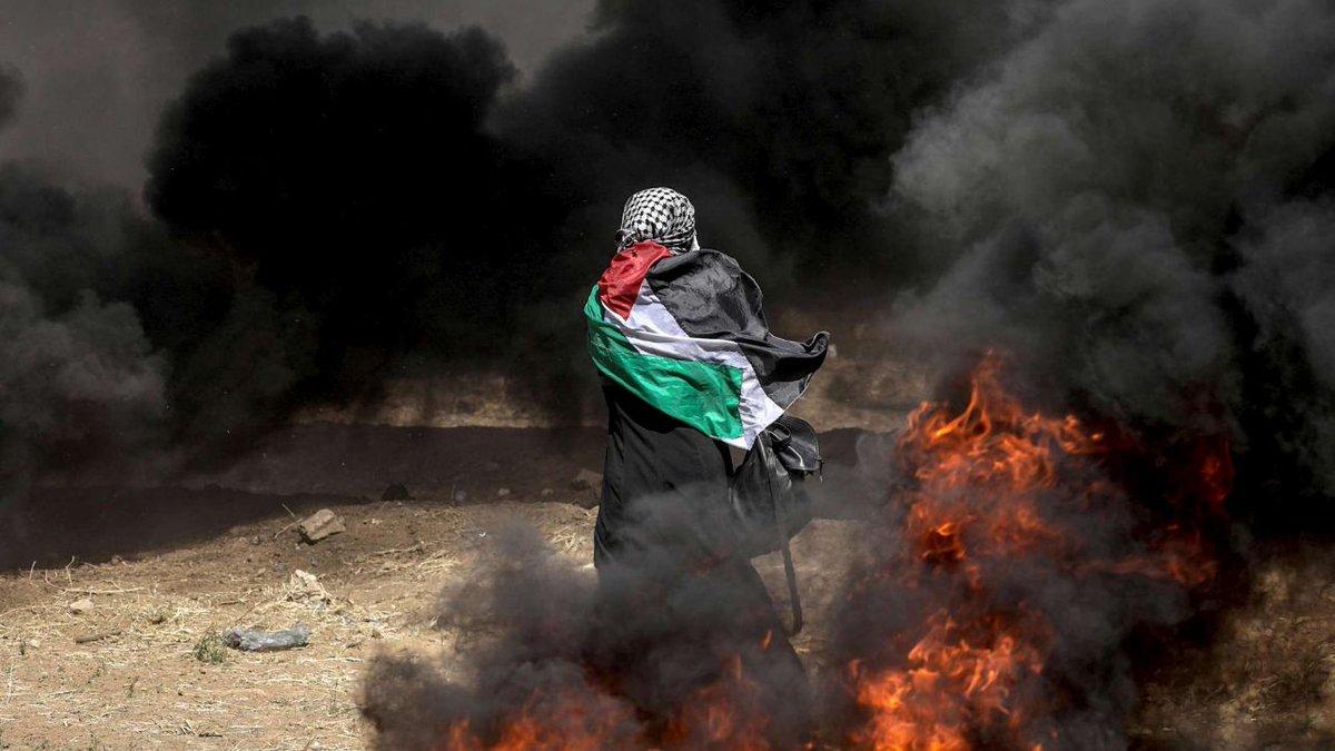 Gaza, Hamas: 'Mossa di Israele è crimine contro l'umanità' #Gaza https://t.co/ryJpxy9ngO