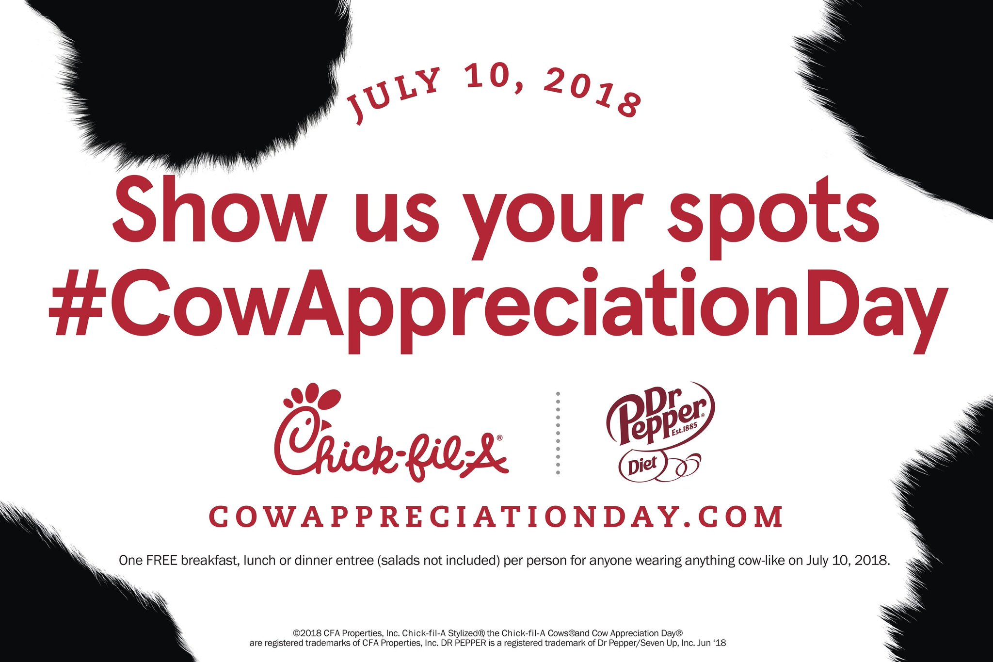 graphic about Chick Fil a Cow Printable Costume known as Southwestern Seminary upon Twitter: \