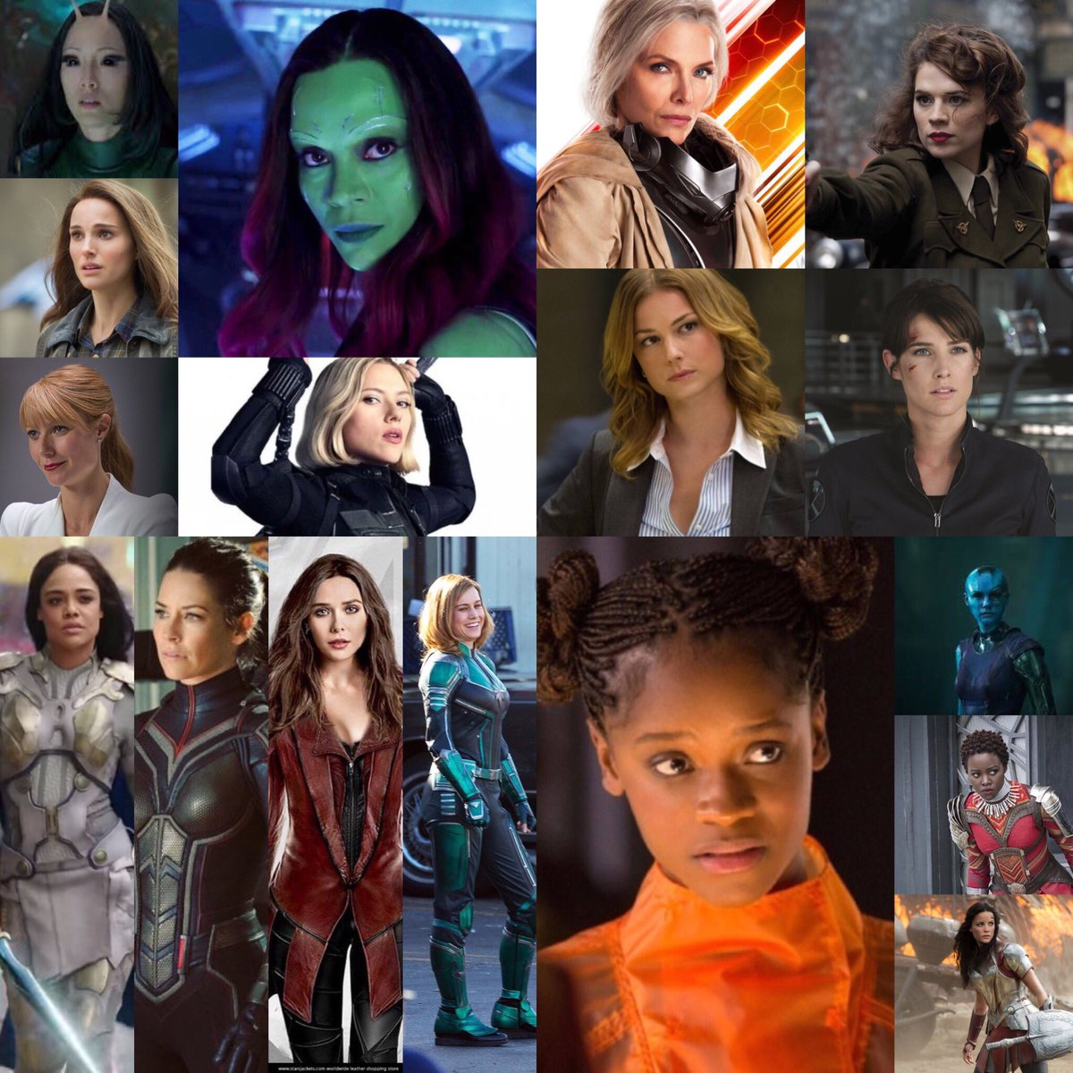 Dear @Marvel, some thoughts on your next NEXT #Avengers movie. Love, Nat.