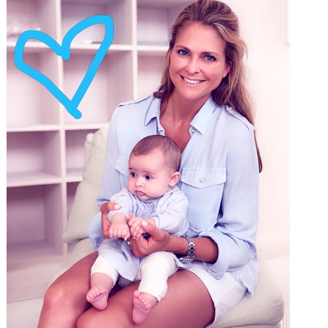 Swedish Royal Kids At Royalkidssweden Twitter