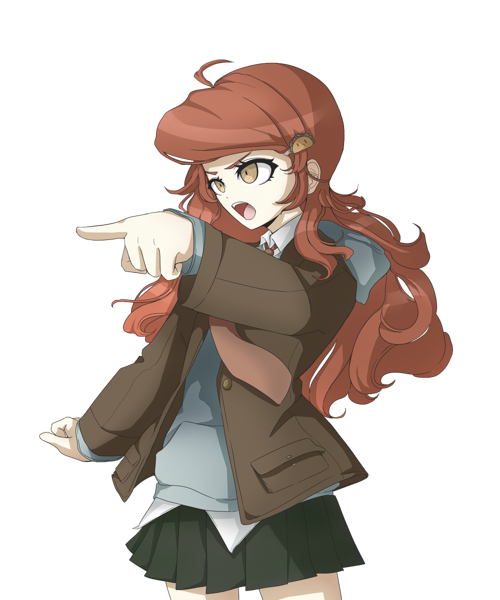Momomo On Twitter I M Really Enjoying The Danganronpa Series Lucahjin I Thought I D Draw Something To Cheer You Up I Like To Think That You Re An Extra Student Giving Makoto Romance Advice Looking for information on the anime danganronpa: student giving makoto romance advice
