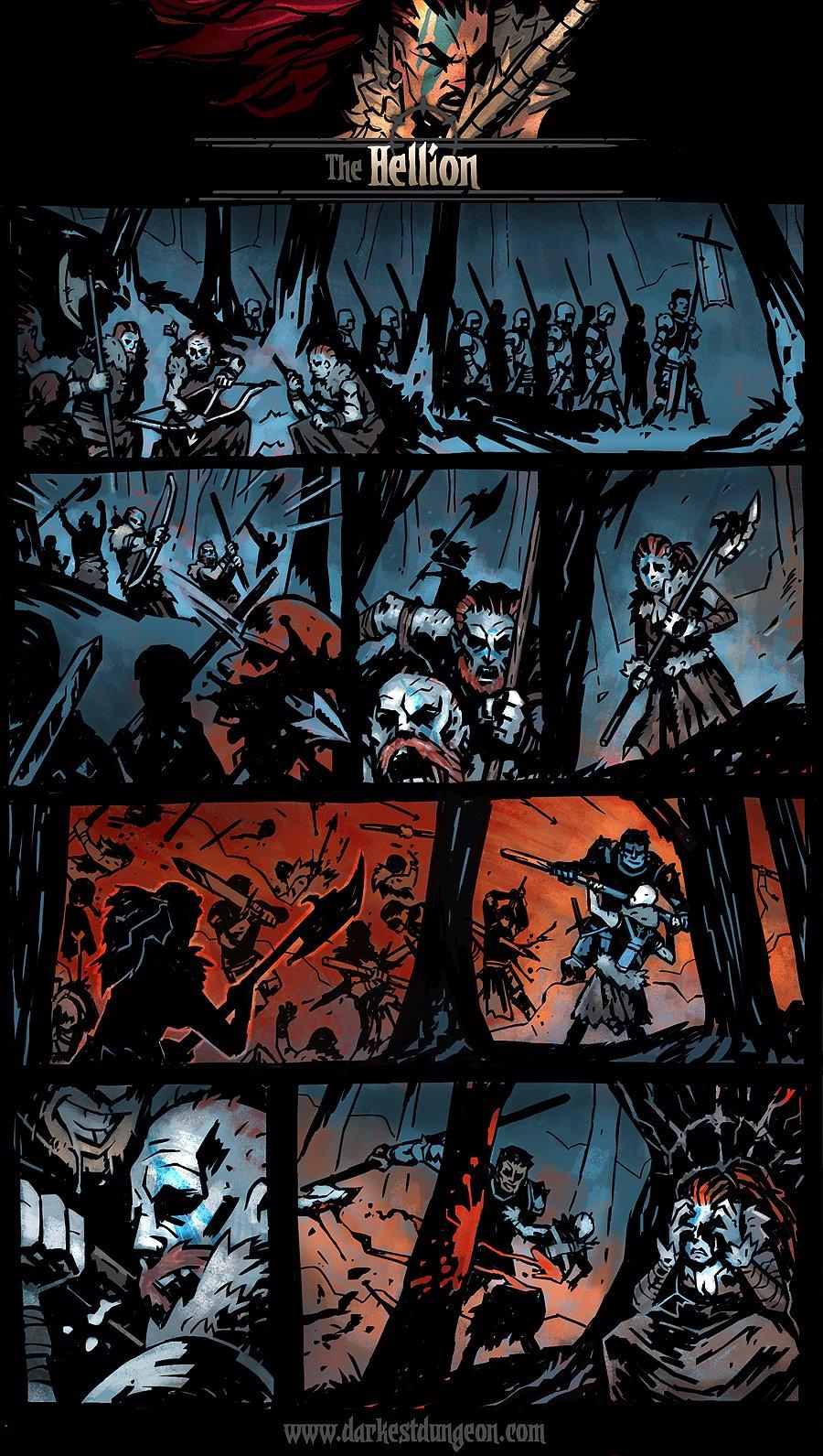 """Darkest Dungeon on Twitter: """"Darkest Dungeon Presents: The ..."""