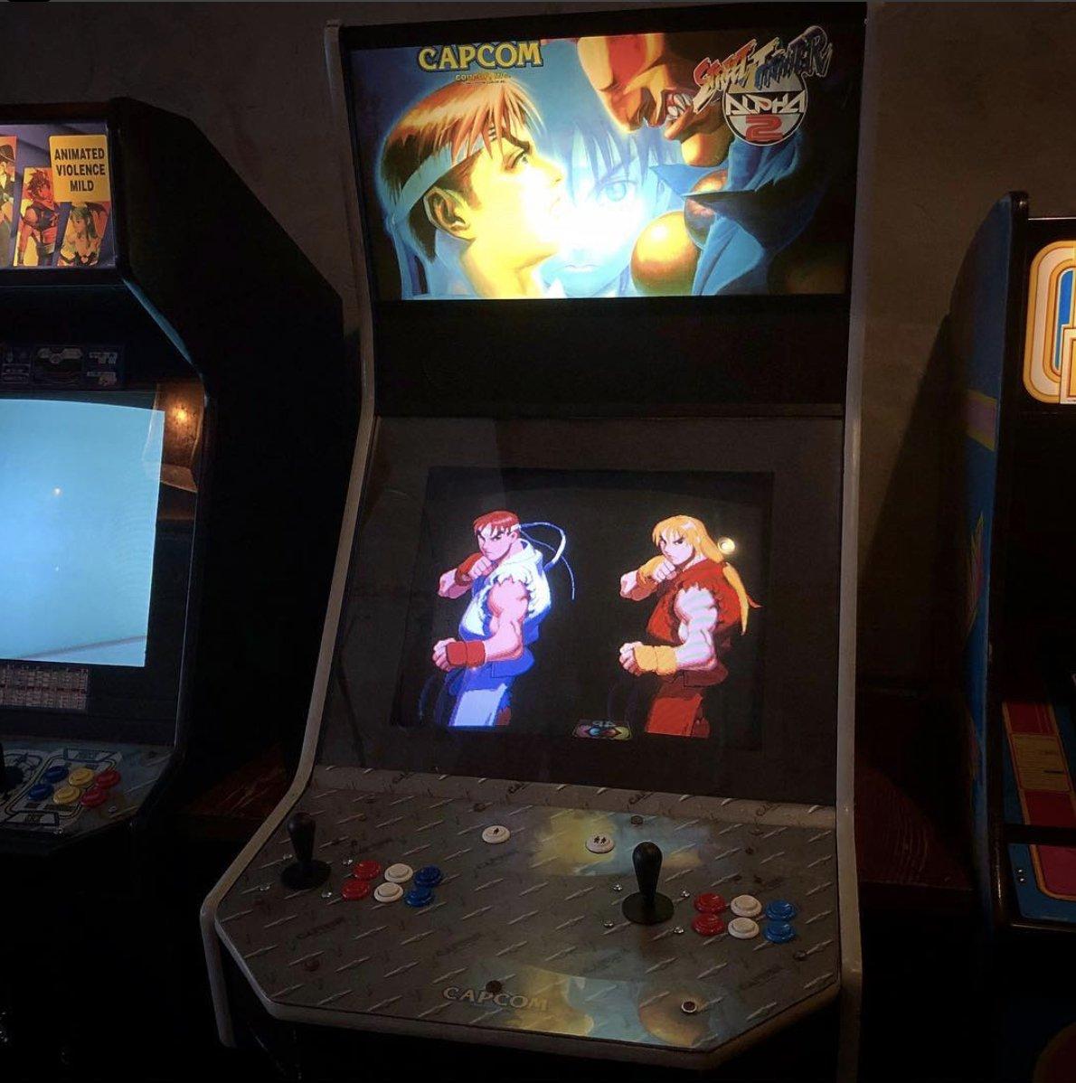 Barcade On Twitter Street Fighter Alpha 2 Has Resurfaced In