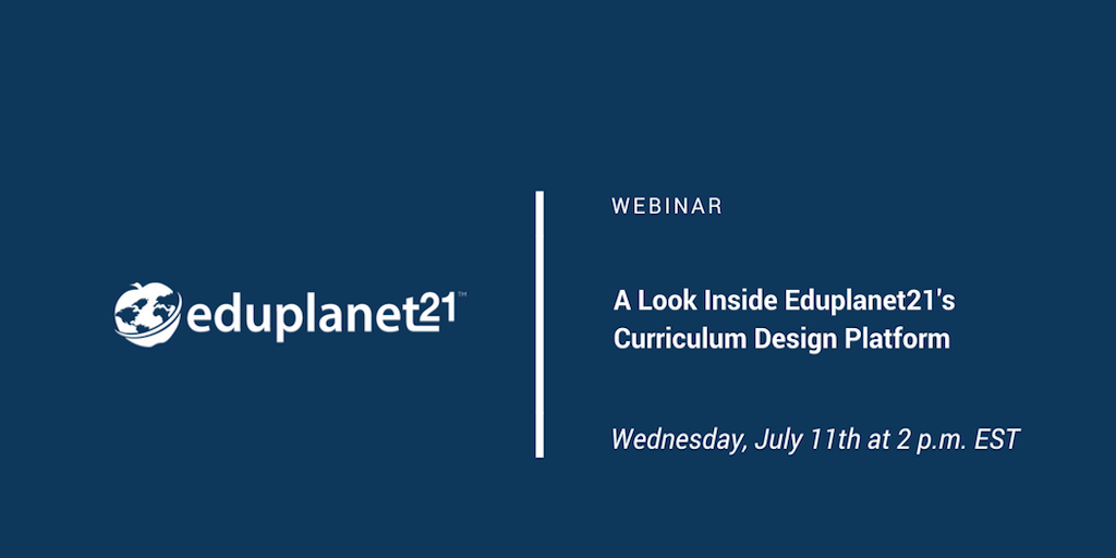 Want to see a live demo of our curriculum design platform? Register here: https://t.co/SsVi22MDrD https://t.co/kfZI3uuXVF