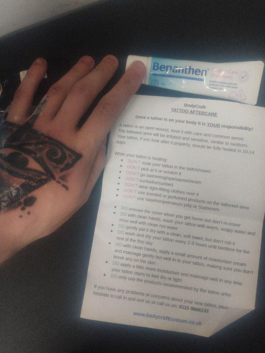 Tattoo Vaseline Oder Bepanthen Savlon Vs Bepanthen 2019 06 10