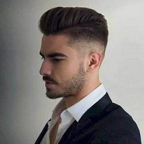 Best Hair Style Men On Twitter Latest Pompadour Hairstyles For