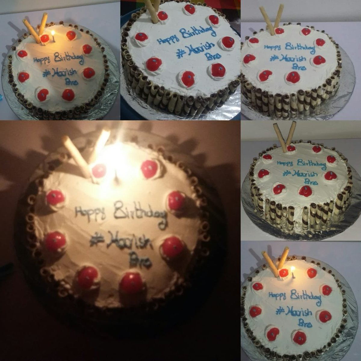 Birthday Cake For Rohit Bhai Happy Birthday Bhaiya Ji Cake Images