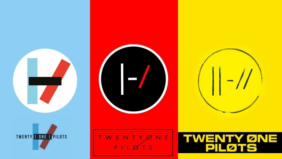 vooshooo on twitter quotthe evolution of twenty one pilots