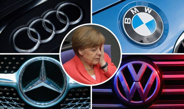 German Auto Companies Sign Manufacturing Deal With China… https://t.co/GKEXYu9Z3Z https://t.co/YAyrz1Hiy5