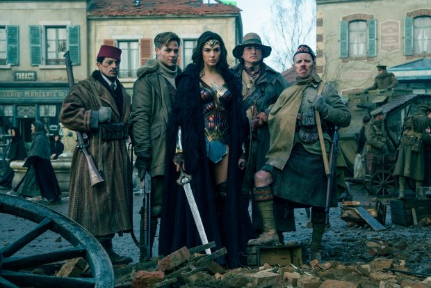 Title: Wonder Woman  Release Date: 2017 Director: @PattyJenks<br>http://pic.twitter.com/4JY2MetNh2