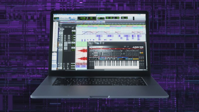 Roland Cloud Virtual Instruments Now Available for Avid Pro